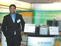 Arasan Chip Systems: Delivering on a Promise...
