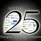 Top 25 Emerging Technology Companies