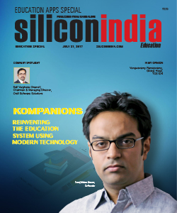 Siliconindia (Education) -Cover story