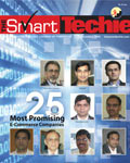 The SmartTechie Top 25 Most Promising E-Commerce Companies