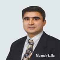 Mukesh Lulla