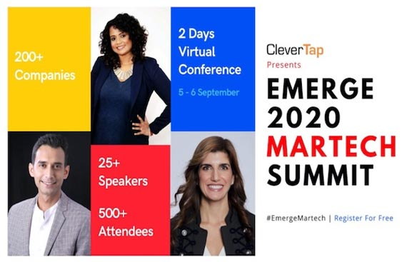 Clavent's Emerge 2020 Martech Summit GoesVirtual