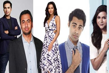 Indian-origin actors creating waves on American shows