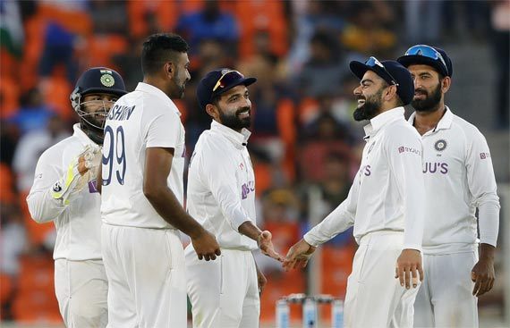 Sensational win for India, team closer to WTC final