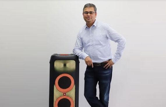 HARMAN appoints Kher V-P of lifestyle audio unit
