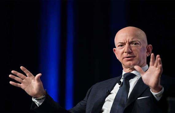 Jeff Bezos sales over $3.1 billion in Amazon shares