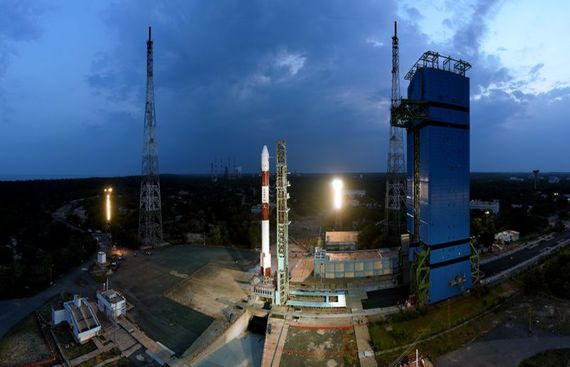 HAL Supplies Rocket Part to ISRO for Satellite Launch