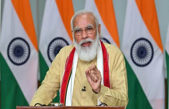 Free Ration for 80 Cr People, Vaccine Supply to raise in Coming Days: PM Modi