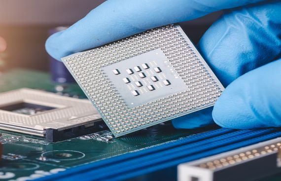 Global Semiconductor Revenue to Decline 9.6% in 2019