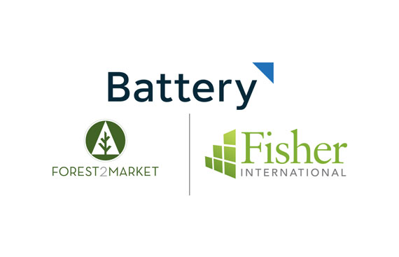 Battery Ventures Gains Forest2Market and Fisher International