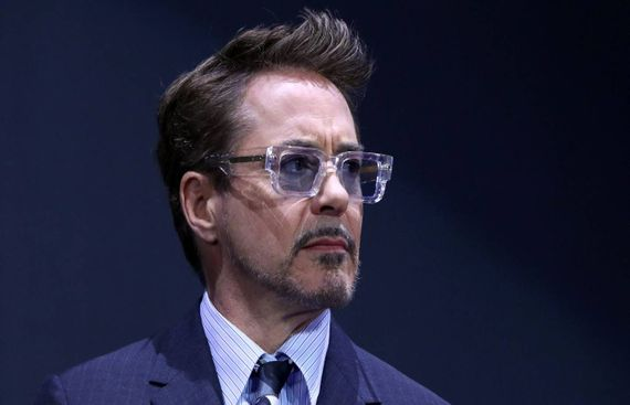 'Iron Man' unveils tech initiative to save Earth
