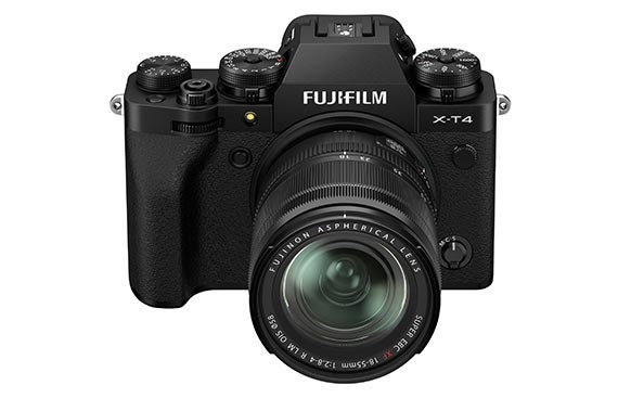 Fujifilm India Unveils The Cutting-Edge X-T4 Its Newest Addition To The X-Series Portfolio To Pack A Solid Punch