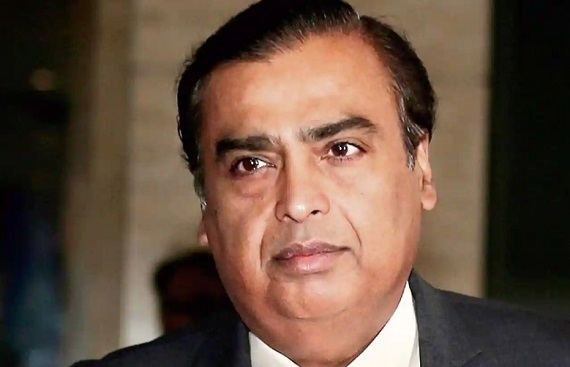 Mukesh Ambani with a net worth of $ 92.7 billion leads 2021 Forbes list of India's richest