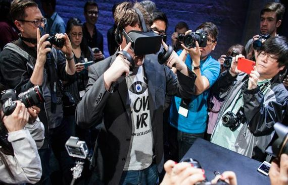 Why Virtual Reality Headsets Failed to Woo the Masses