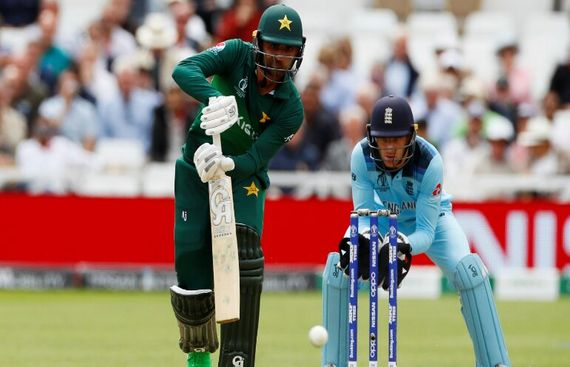 England opt to bowl against Pakistan