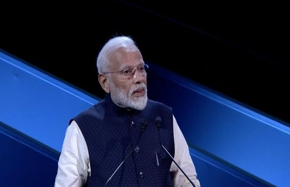 Roadmap for $5tn Economy Ready, Invest in India, Says Modi