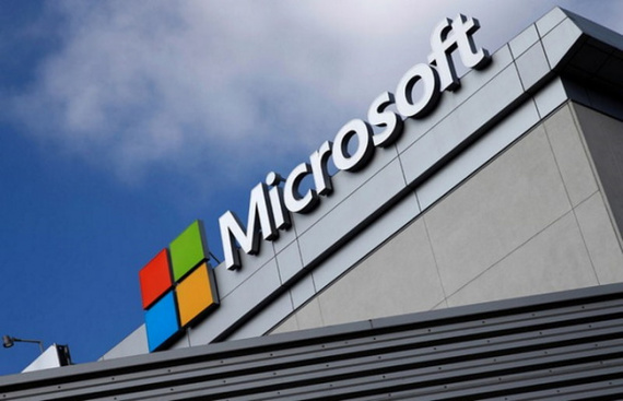 Microsoft tests hydrogen fuel cells to back up its Azure Cloud