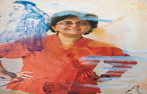 Artist Nalini Malani wins Joan Miro prize