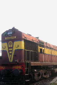 Indian Railways, Now Tracked by Satellites