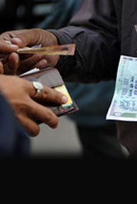 Indians, Second Largest Bribe Payers in South Asia