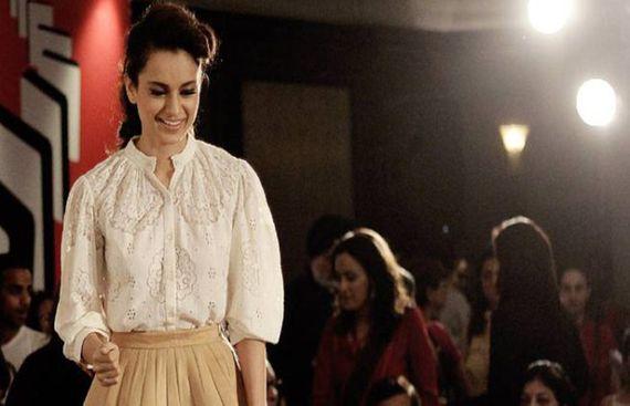 The return of 'queen' Kangana Ranaut
