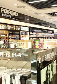 Retail Stores at Airport make $1 Billion Revenue