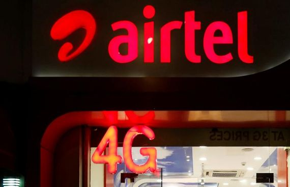 Airtel Buys 8.82% in Bengaluru Software Start-Up