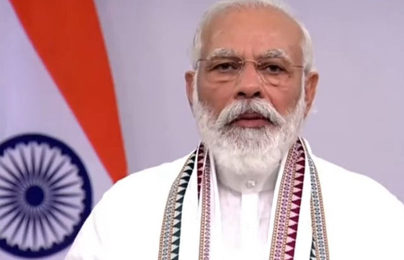 Never been a better time to invest in India: Modi