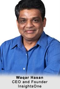 Waqar Hasan, CEO, InsightsOne
