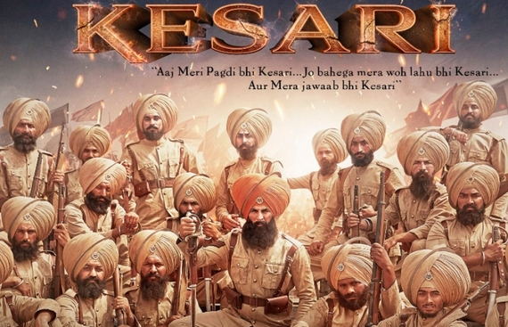 Kesari is the best war film India has produced