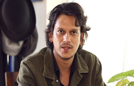 Vijay Varma Starts Shooting for 'Hurdang'