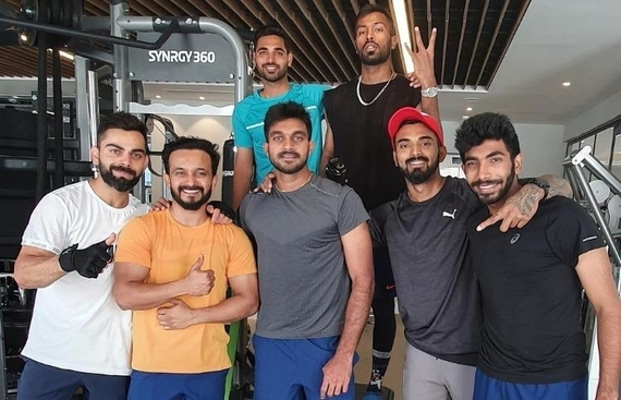 GPS Trackers Keeping Indian Players Fresh Despite Hectic Schedule