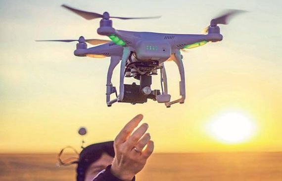 What Makes Way for Drones in India?