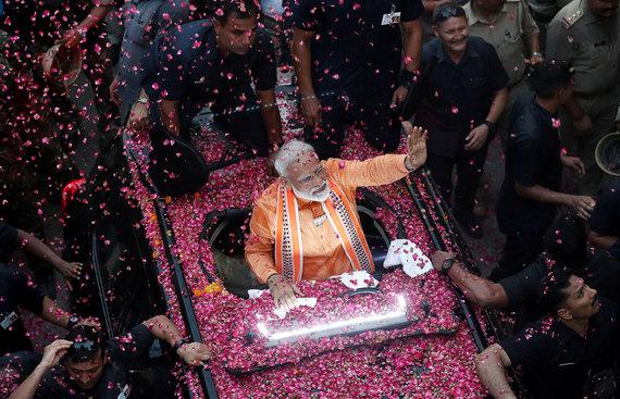 Tech industry hails the return of BJP