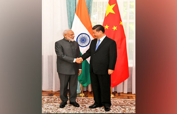 China, India Should not Pose Threat to Each Other