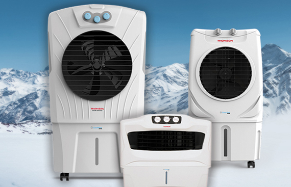 Thomson eyes a slice of India's growing Home Appliance USD 1,534 Million pie Launches Air Coolers