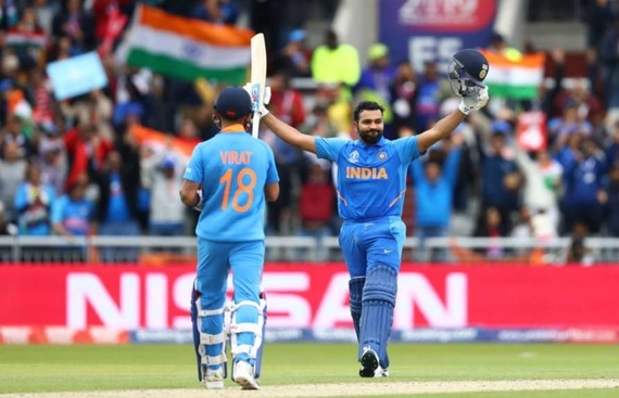 India Not Worried About Overdependence on Rohit-Kohli-Rahul