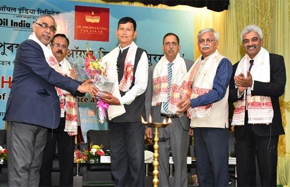 Assam Teachers Conferred With OIL Shikshya Ratna Puraskar 2019