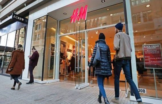 H&M is Set to Sent Out its Clothes for the First Time