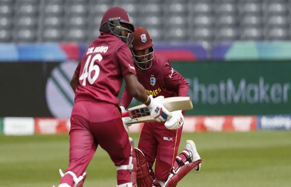 West Indies Opt to Bat Against Afghanistan
