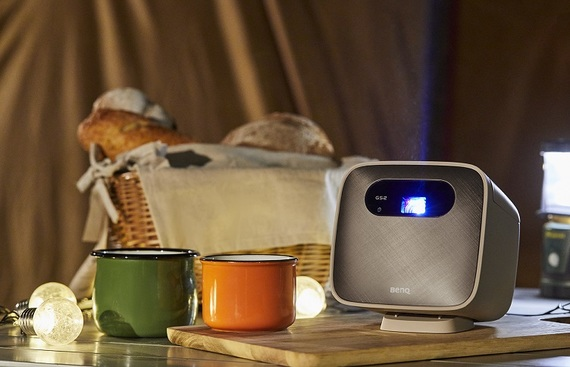 BenQ India steps up home entertainment with the launch of GS2: The smart wireless portable projector