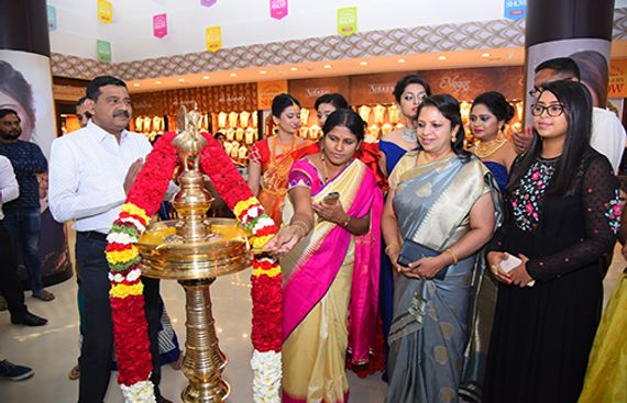 Joyalukkas Hosts Second-Edition International Jewellery Show from the 11th - 27th January in Bangalore
