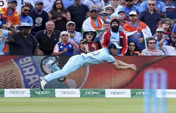 Fantabulous Catches of 2019 ICC Cricket World Cup So Far