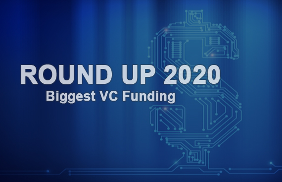 Top 10 VC Funding in 2020