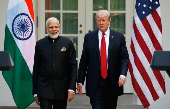 Growing Cooperation Between the US and India Vital to Free, Open Indian-Pacific Region