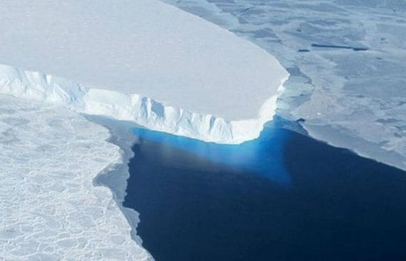Antarctica melting away at alarming rate: Study