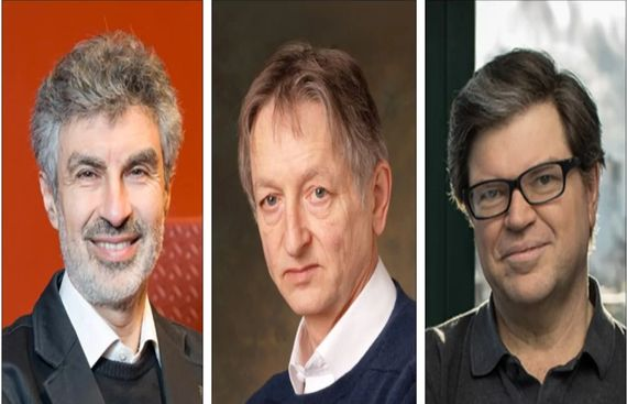 2018 Turing Award goes to three AI pioneers