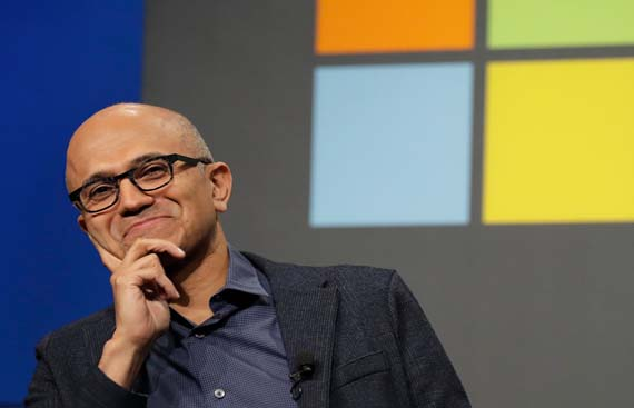 Permanent work from home damaging for workers' well-being: Nadella