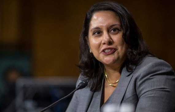 Indian-American Neomi Rao Formally Sworn in as Judge