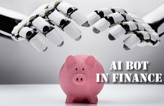 AI Bots Revolutionizing the Finance and Banking Space
